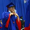 Kokomo High School 2018 graduation on Friday, June 1, 2018.<br /> Kelly Lafferty Gerber | Kokomo Tribune