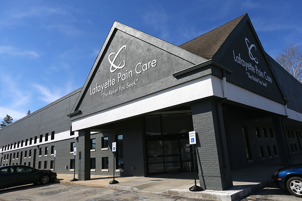 Lafayette Pain Clinic on March 19, 2018.<br /> Tim Bath | Kokomo Tribune