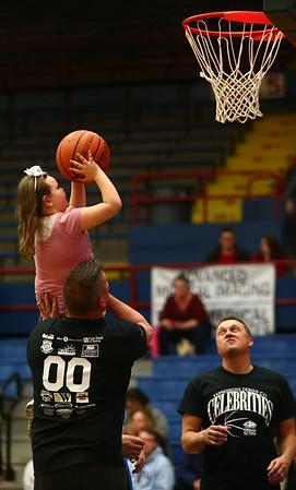 3-20-18<br /> Disability awareness basketball game <br /> Kelly Lafferty Gerber   Kokomo Tribune
