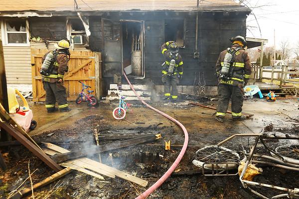 Jay Street Fire