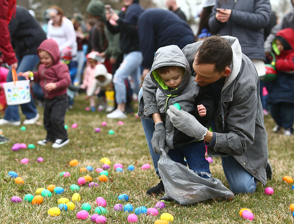 Fuel Church's Easter Festival on Saturday, March 31, 2018.<br /> Kelly Lafferty Gerber | Kokomo Tribune
