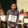 North Central Indiana Regional Spelling Bee at IUK on Thursday, March 22, 2018.<br /> Kelly Lafferty Gerber | Kokomo Tribune
