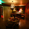 The interior of Cannibal Manor, one of the rooms at Streaper's Escape Adventures in Peru, Indiana, where you  have one hour to solve the mystery of why there are so many people who come into this place, but never leave.<br /> Kelly Lafferty Gerber | Kokomo Tribune