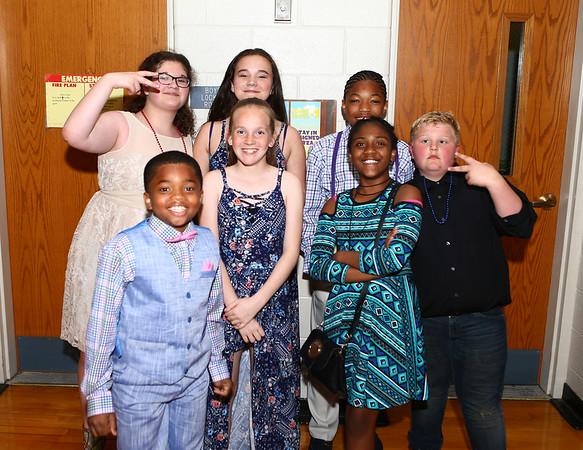 Bon Air Elementary family prom on Friday, May 18, 2018.<br /> Kelly Lafferty Gerber   Kokomo Tribune