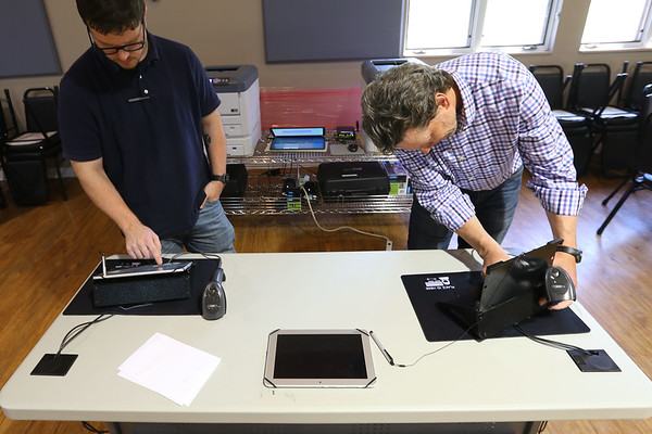 Election Machines