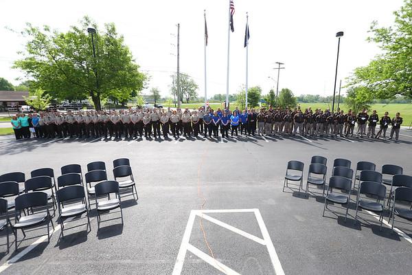 Howard County Sheriff Department<br />  on May 17, 2018. <br /> Tim Bath   Kokomo Tribune