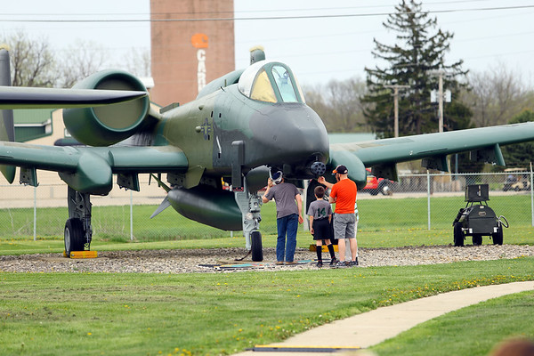 Grissom Air Museum<br />  on May 5, 2018. <br /> Tim Bath | Kokomo Tribune