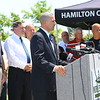 Noblesville Police and Noblesville schools held a press conference on Friday afternoon May 25, 2018, at Noblesville West Middle School where a morning shooting left a teacher and a student hospitalized.<br /> Tim Bath | Kokomo Tribune