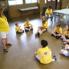 Kids who have lost a loved one learn about the grieving process during Camp Angel day camp on Saturday, May 19, 2018.<br /> Kelly Lafferty Gerber | Kokomo Tribune