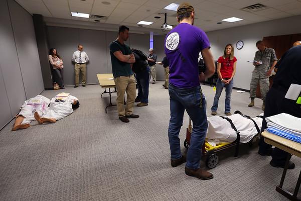 Disaster Training