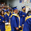 Tri-Central's 2018 graduation on Saturday, May 26.<br /> Kelly Lafferty Gerber | Kokomo Tribune