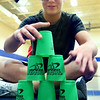 Cup Stacking at Maple Crest