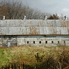 One of the Terrell Jacobs barns that will eventually be torn down in preparation for limited-access U.S. 31 near Indiana 218 West on Tuesday, November 20, 2018.<br /> Kelly Lafferty Gerber   Kokomo Tribune