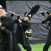 The Western Marching Panthers took second place in the Class C Marching Band State Championship at Lucas Oil Stadium on Saturday, November 3, 2018.<br /> Kelly Lafferty Gerber | Kokomo Tribune