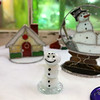 Some of the glass art on display in the Op Shop at Kokomo Opalescent Glass on Friday, November 23, 2018.<br /> Kelly Lafferty Gerber | Kokomo Tribune