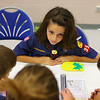 Girls in Kokomo's Cub Scout Pack 3506.<br /> Kelly Lafferty Gerber | Kokomo Tribune