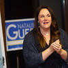 Natalie Guest was elected to the Center Township Board on Election Day at the Howard County Democrat headquarters on Tuesday, November 6, 2018.<br /> Kelly Lafferty Gerber | Kokomo Tribune