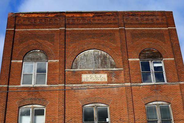 Greentown Historical Buildings