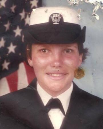 Navy veteran, Lottie Shaffer.<br /> Photo Provided