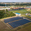 Tipton School Corporation's new solar field.<br /> Photo Provided