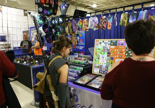 Kokomo-Con on Saturday, October 13, 2018.<br /> Kelly Lafferty Gerber   Kokomo Tribune