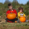 Pumpkins and Mazes