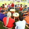 Tecumseh Lodge Pow Wow at the Tipton County Fairgrounds on Saturday, September 1, 2018.<br /> Kelly Lafferty Gerber | Kokomo Tribune
