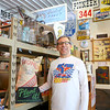 """Mauricio """"Mo"""" Gonzalez, has been collecting Tipton County artifacts for more than 30 years. Most are on display in his garage built just for his collection.<br /> Kelly Lafferty Gerber   Kokomo Tribune"""