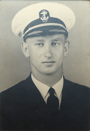 "Kokomo native Ensign Wright ""Billy"" Hobbs was one of the last four men to die in World War II in the final Pacific air battle on August 15, 1945. Hobbs' story is the subject of a new book by John Wukovits called Dogfight Over Tokyo.<br /> Provided photo"