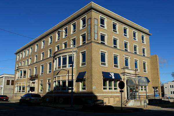 Old YMCA building that is being converted into apartments on December 6, 2019.<br /> Tim Bath | Kokomo Tribune