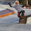 The City of Kokomo's newest skate park located at Foster Park opens to a big crowd on December 23, 2019.<br /> Tim Bath   Kokomo Tribune