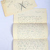 """A letter from Hobbs' sister that was returned to sender. Kokomo native Ensign Wright """"Billy"""" Hobbs was one of the last four men to die in World War II in the final Pacific air battle on August 15, 1945. Hobbs' story is the subject of a new book by John Wukovits called Dogfight Over Tokyo.<br /> Kelly Lafferty Gerber 
