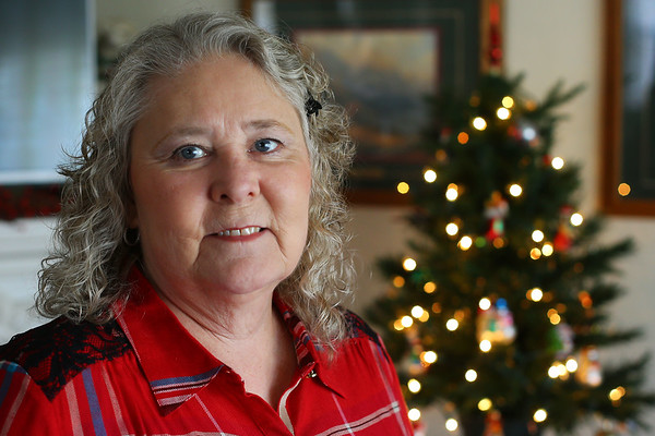 "2019 makes the 50th anniversary of the best Christmas a foster child could ever have. Debbie Berger says, ""I remember it with vivid detail & have reunited with my foster father ( foster mother has passed). It took me over 40 years to find him just to let him know I never forgot what he did for me."" Photo of Debbie as a child and on December 19, 2019.<br /> Tim Bath 