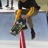 The City of Kokomo's newest skate park located at Foster Park opens to a big crowd on December 23, 2019.<br /> Tim Bath | Kokomo Tribune