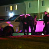 A shooting has left one person dead at Lincolnwood Apartments on Sunday December 8, 2019.<br /> Tim Bath | Kokomo Tribune