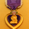 "Hobbs' purple heart. Kokomo native Ensign Wright ""Billy"" Hobbs was one of the last four men to die in World War II in the final Pacific air battle on August 15, 1945. Hobbs' story is the subject of a new book by John Wukovits called Dogfight Over Tokyo.<br /> Kelly Lafferty Gerber 