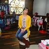 Marianela Balbian, owner of Little Hoosiers, a kid's resale shop, at 303 North Main Street on Tuesday, December 3, 2019.<br /> Kelly Lafferty Gerber | Kokomo Tribune