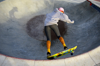 The City of Kokomo's newest skate park located at Foster Park opens to a big crowd on December 23, 2019. Tim Bath | Kokomo Tribune