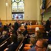 Funeral and burial for Tipton mayor Don Havens on Saturday, December 21, 2019.<br /> Kelly Lafferty Gerber   Kokomo Tribune