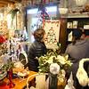 Shoppers brwose McClure's Orchard Toll House on November 29, 2019.<br /> Kelly Lafferty Gerber | Kokomo Tribune