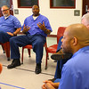 Willie Walton, AL Sgt. at Arms and other member of the American Legion Post 555 located at Miami Correctional facility with almost a 100 members talk about their involvement on December 5, 2019. <br /> Tim Bath | Kokomo Tribune