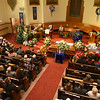The funeral service for Tipton mayor Don Havens was held at West Street Christian Church on Saturday, December 21, 2019.<br /> Kelly Lafferty Gerber | Kokomo Tribune