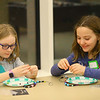 Local Girl Scouts earned their Space Science badges at IUK on Thursday, Jan. 17, 2019.<br /> Kelly Lafferty Gerber | Kokomo Tribune