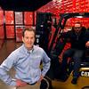 Craig Severns takes over as President of the local Coke franchise on Jan. 3, 2019. <br /> Tim Bath | Kokomo Tribune