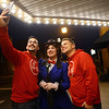 """Megan Bates, dressed as Mary Poppins, made an appearance at Tipton's Diana Theatre on Saturday, Jan. 5, 2019, for the showing of """"Mary Poppins Returns."""" Bates, who is the owner of Royal Events, dresses like princesses or storybook characters for birthdays, festivals, and other events.<br /> Kelly Lafferty Gerber 