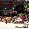 Haynes Apperson parade on Saturday, June 30, 2018.<br /> Kelly Lafferty Gerber | Kokomo Tribune