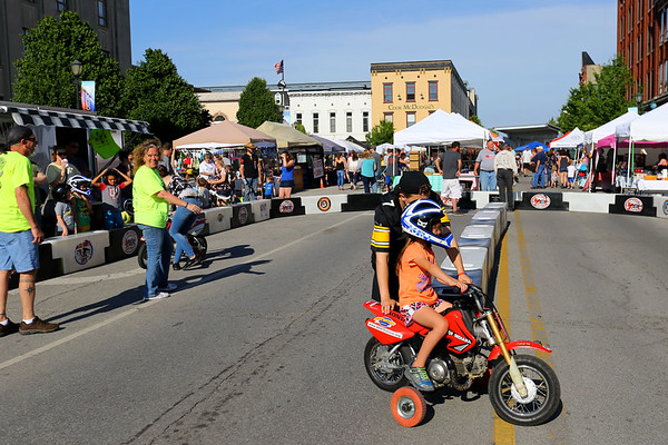 Strawberry Fest and First Friday on June 7, 2019. Tim Bath | Kokomo Tribune