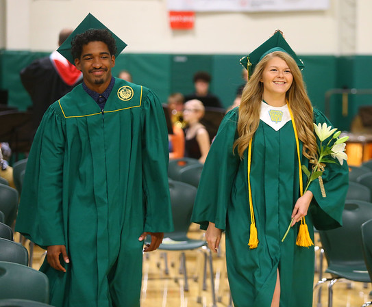 2019 Eastern High School graduation on Sunday, June 2, 2019.<br /> Kelly Lafferty Gerber | Kokomo Tribune