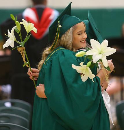 2019 Eastern High School graduation on Sunday, June 2, 2019.<br /> Kelly Lafferty Gerber | Kokomo Tribune
