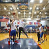 Steven Martin, of the Bona Vista All-Stars, goes after a rebound in Memorial Gym during the disability awareness basketball game on Tuesday, March 12. The All-Stars defeated the Celebrities 64-49.<br /> Kelly Lafferty Gerber | Kokomo Tribune